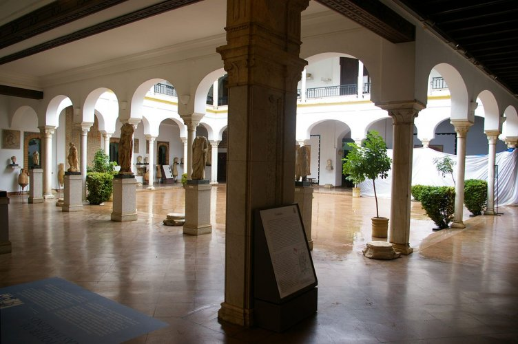Hotel en Córdoba Caireles - Museo Arqueológico de Córdoba