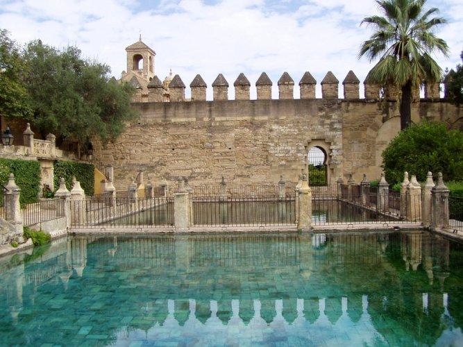 Hotel en Córdoba Caireles - Alcazar de los Reyes Cristianos