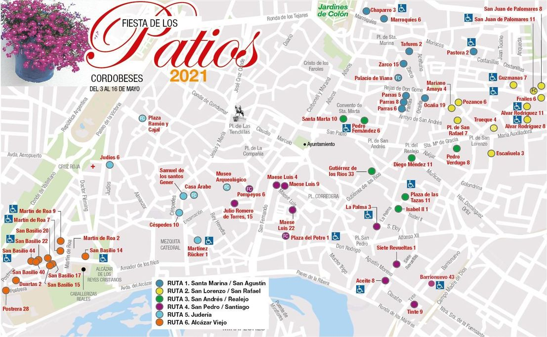Mapa_Festival_de_los_Patios_de_Córdoba_2021